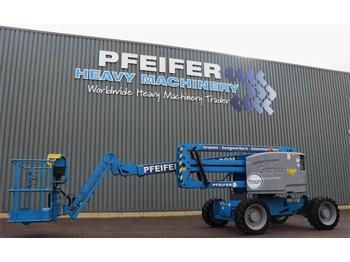 Gelenkarmbühne Genie Z51/30 Valid inspection, *Guarantee! Diesel, 4x4 D