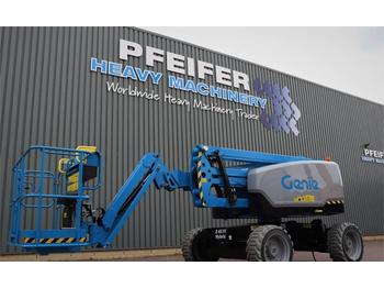 Gelenkarmbühne Genie Z-45 FE/DC New, Bi-Energy, (Diesel - Battery) 16m