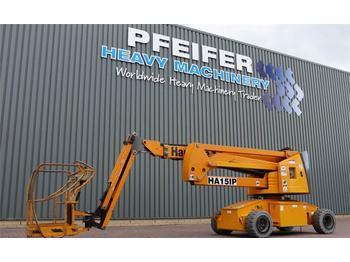 Gelenkarmbühne Haulotte HA15IP Electric, 15m Working Height, 8.5m Reach, J