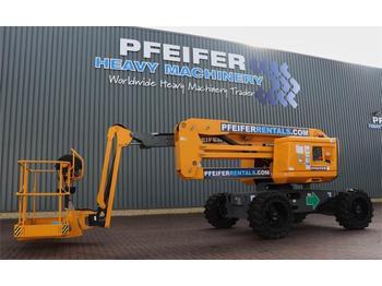 Gelenkarmbühne Haulotte HA16RTJPRO Valid inspection, *Guarantee! Diesel, 4