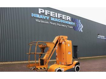Gelenkarmbühne Haulotte STAR 10 Electric, 10m Working Height, Jib, Non Mar
