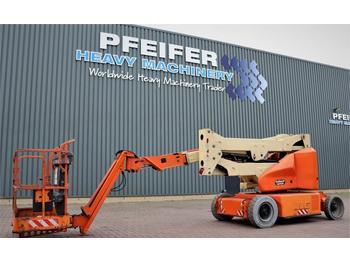 Gelenkarmbühne JLG E400AJPN Electric, 14.2m Working Height, Rotating