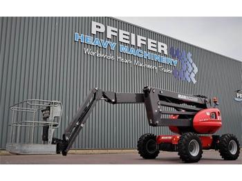 Gelenkarmbühne Manitou 180ATJ2 E3 Diesel, 4x4x4 Drive, 18.2m Working Heig