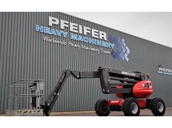 Gelenkarmbühne Manitou 180ATJ Diesel, 4x4x4 Drive, 18.2 m Working Height,