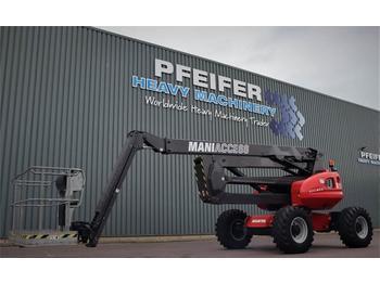 Gelenkarmbühne Manitou 200ATJ Diesel, 4x4x4 Drive, 20m Working Height, Ji