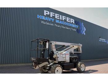 Gelenkarmbühne Niftylift HR12DE 4WD Bi Energy, 4x4 Drive, 12.2 m Working He