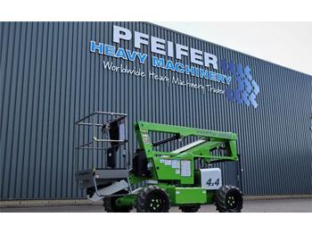 Gelenkarmbühne Niftylift HR12DE 4WD MK1B Bi-Energy, 4x4, 12.2m Working Heig