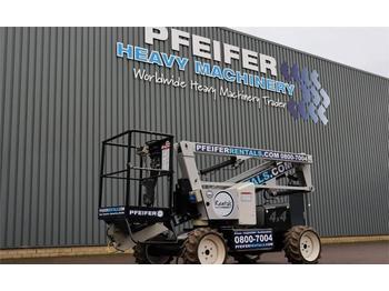 Gelenkarmbühne Niftylift HR12DE 4WD Valid inspection, *Guarantee! Bi-Energy