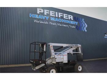 Gelenkarmbühne Niftylift HR12NDE Bi-Energy, 12.2m Working Height, 6.10m Rea