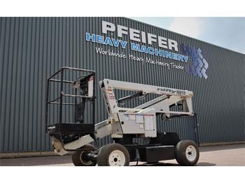 Gelenkarmbühne Niftylift HR12NDE Bi-Energy, 12.2m Working Height, 6.1m Reac