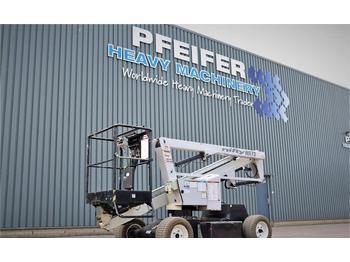 Gelenkarmbühne Niftylift HR12NDE Bi-Energy, 12.2m Working Height, Non Marki