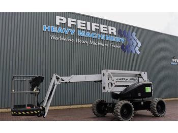 Gelenkarmbühne Niftylift HR15D 4x4 Diesel, 4x4 Drive, 15.7m Working Height,