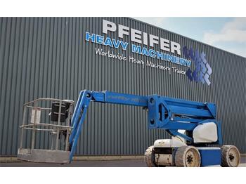 Gelenkarmbühne Niftylift HR15NDE Bi-Energy, Jib, 15.6m Working Height, Non