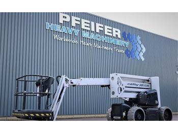 Gelenkarmbühne Niftylift HR15N HYBRID MK3 Bi-Energy, 15.5m Working Height,