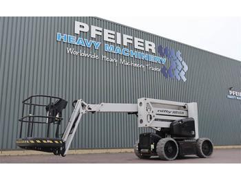 Gelenkarmbühne Niftylift HR15N HYBRID MK3 Bi-Energy, (Diesel - Battery) 15.