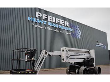 Gelenkarmbühne Niftylift HR17N HYBRID MK3 Bi-Energy, 17m Working Height, Ji