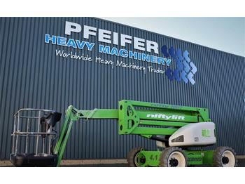 Gelenkarmbühne Niftylift HR17 HYBRID 4WD Hybrid, 4x4 Drive, 17m Working Hei
