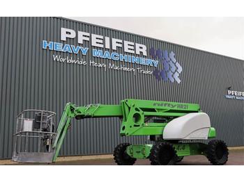 Gelenkarmbühne Niftylift HR21D 4x4 Diesel, 4x4 Drive, 20.8m Working height,