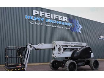 Gelenkarmbühne Niftylift HR21 HYBRID 4X4 Bi Energy, 20.8 m Working Height,