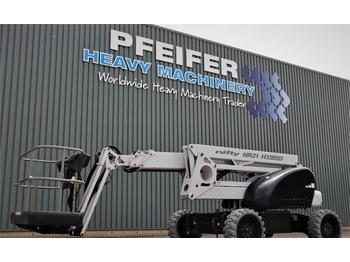 Gelenkarmbühne Niftylift HR21 HYBRID 4X4 Bi-Energy, 4x4 Drive, 20.8m Worki