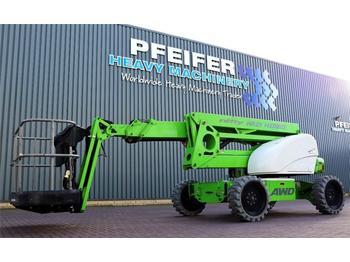 Gelenkarmbühne Niftylift HR21 HYBRID 4X4 Hybride, 21m Working Height, 13m R