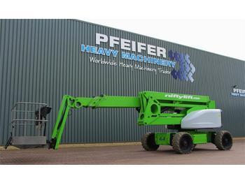 Gelenkarmbühne Niftylift HR28 HYBRID Valid inspection, *Guarantee! Hybrid,