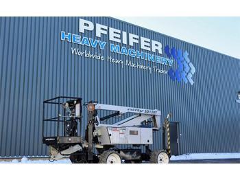 Gelenkarmbühne Niftylift SD120DE Bi Energie, 4x4 Drive, 12.65m Working Heig