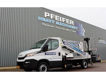 Gelenkarmbühne OIL&STEEL 2010H Plus Valid inspection, *Guarantee!