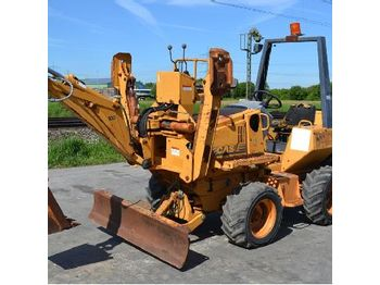 Vibratory Plow Ditch Witch RT115 trencher Grabenbagger/ Grabenfräse