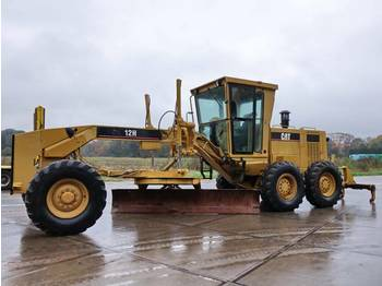 Grader CAT 12 H 3306 Engine