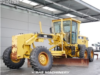 Caterpillar 140H Pushblock and Ripper - Grader