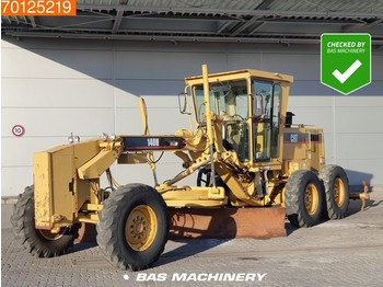 Grader Caterpillar 140 H 3306 engine - Ripper