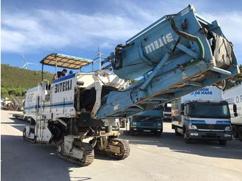 BITELLI SF 202 R - COLD PLANNER / ROAD CUTTER / ASPHALT MILLING MACHINE - Kaltfräse