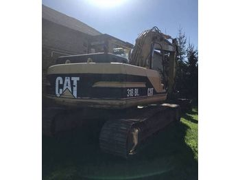 CATERPILLAR CAT 318 BL - Kettenbagger