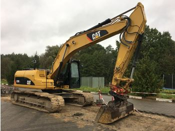 CATERPILLAR CAT 323D L - Kettenbagger