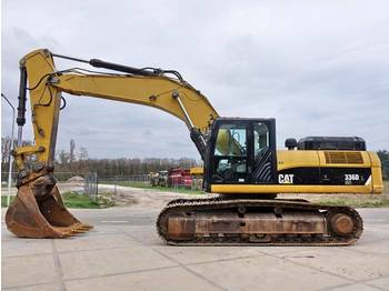 CAT 336DL Good working condition  - Kettenbagger