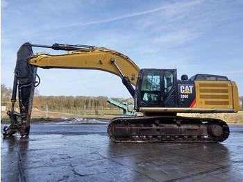 CAT 336E LH Hybrid / Dutch machine  - Kettenbagger