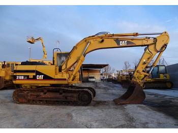 Kettenbagger Caterpillar 318 B LN