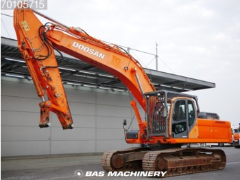 Kettenbagger Doosan DX 340LC German Dealer Machine: das Bild 1