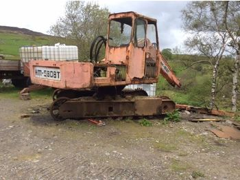 Kettenbagger Hymac 580bt for parts