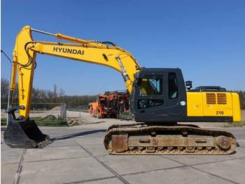 Hyundai Robex 210 LC-7A Top condition / CE  - Kettenbagger