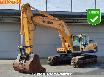 Hyundai Robex 320 LC-9 Low hours - Good undercarriage - Hammer line - Kettenbagger
