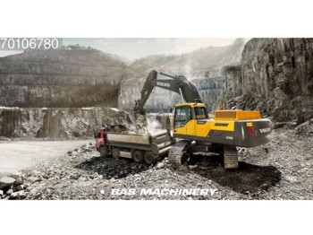 Kettenbagger Volvo EC350D NEW Unused CE machine - coming soon