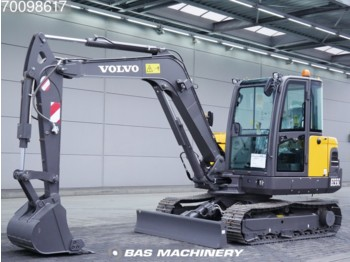 Kettenbagger Volvo EC55C New unused 2018 machine
