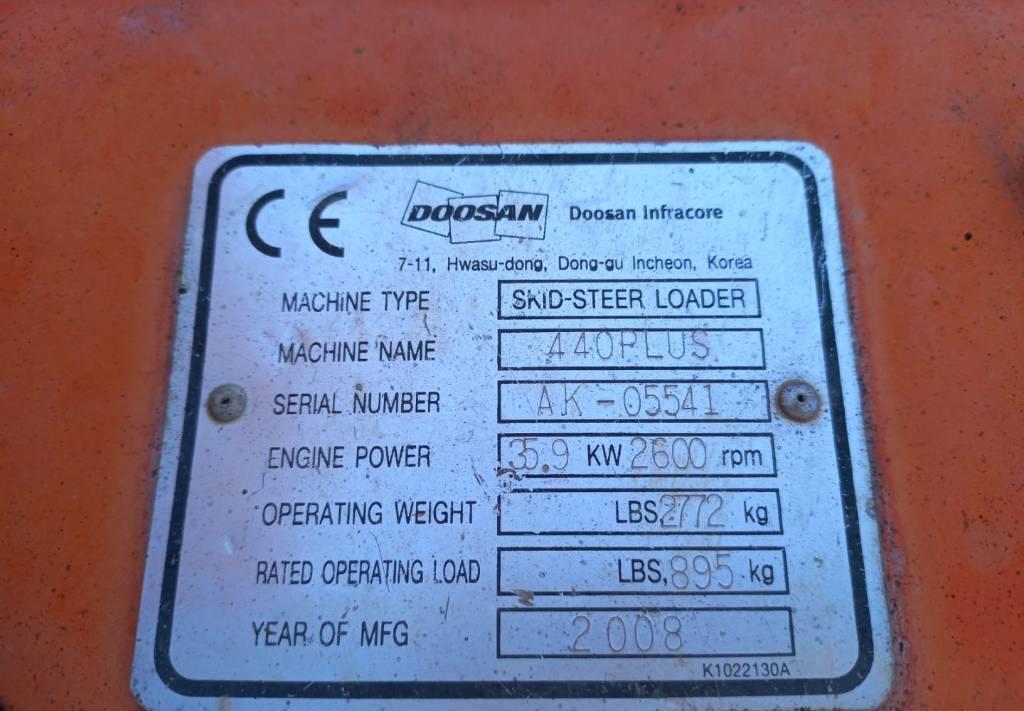Kompaktlader Doosan 440 PLUS