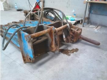 Baumaschine Krupp 1400