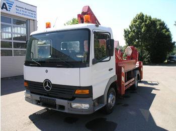 LKW mit Arbeitsbühne Mercedes-Benz Atego 815 Hubsteiger PALFINGER 19 m