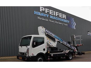 LKW mit Arbeitsbühne Palfinger P200TXE Valid inspection, *Guarantee! Driving Lice
