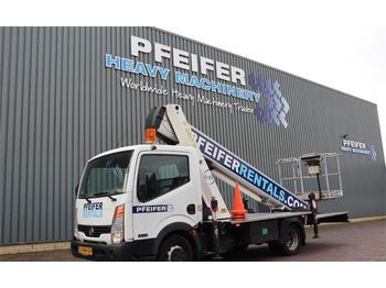 LKW mit Arbeitsbühne Palfinger P260B Valid inspection, *Guarantee! Driving Licenc