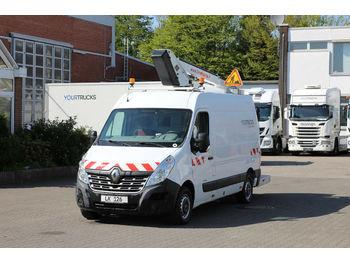 LKW mit Arbeitsbühne Renault Master Dci Versalift ETL26/11m/551h/Klima/HU+UVV